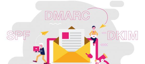 SPF, DKIM, DMARC